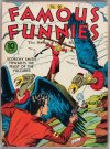 Cover For Famous Funnies 90