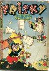 Cover For Frisky Fables v3 1