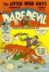 Cover For Daredevil Comics 105