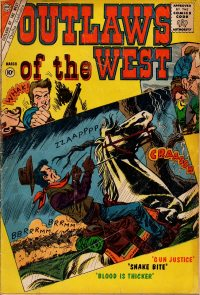 Large Thumbnail For Outlaws of the West #30