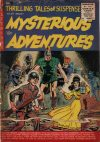 Cover For Mysterious Adventures 25