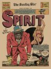 Cover For The Spirit (1940 9 1) Sunday Star
