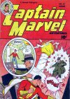 Cover For Captain Marvel Adventures 87