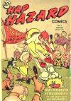 Cover For Hap Hazard Comics 2