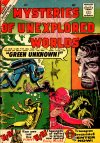 Cover For Mysteries of Unexplored Worlds 19