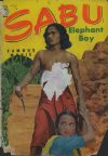 Cover For Sabu Elephant Boy 2