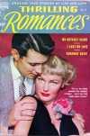 Cover For Thrilling Romances 11