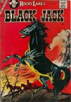 Cover For Rocky Lane's Black Jack 21