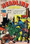 Cover For Headline Comics 45