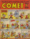 Cover For The Comet 198