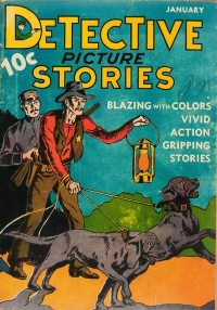 Large Thumbnail For Detective Picture Stories #2