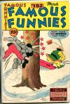 Cover For Famous Funnies 152