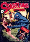 Cover For Startling Comics 45