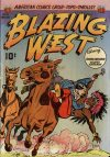 Cover For Blazing West 20