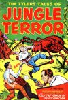Cover For Harvey Comics Hits 54 Tim Tyler's Tales of Jungle Terror