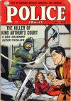 Cover For Police Comics 125
