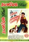 Cover For Junior Films 61 La carga de la Brigada Ligera