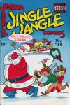 Cover For Jingle Jangle Comics 36
