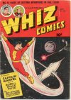 Cover For Whiz Comics 123