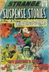 Cover For Strange Suspense Stories 47