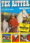 Cover For Tex Ritter 16