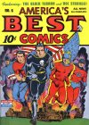 Cover For America's Best Comics 6 (paper/2fiche)