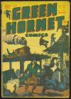 Cover For Green Hornet Comics 25