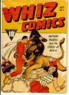 Cover For Whiz Comics 6