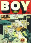 Cover For Boy Comics 31