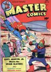 Cover For Master Comics 92