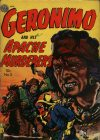 Cover For Geronimo 3 And His Apache Murderers