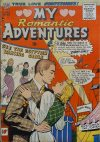 Cover For Romantic Adventures 54