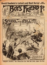 Large Thumbnail For The Boys' Friend 0455 - School and Mill