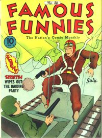 Large Thumbnail For Famous Funnies #84