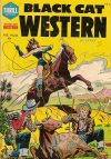 Cover For Black Cat 54 (Western Mystery)
