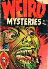 Cover For Weird Mysteries 10