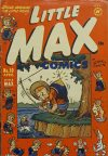 Cover For Little Max Comics 10