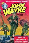 Cover For John Wayne Adventure Comics 14