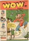 Cover For Wow Comics 59