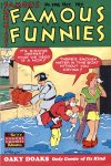 Cover For Famous Funnies 190