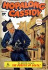 Cover For Hopalong Cassidy 40