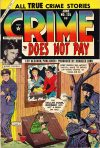 Cover For Crime Does Not Pay 135