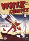 Cover For Whiz Comics 10