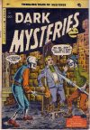 Cover For Dark Mysteries 20