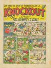 Cover For Knockout 332