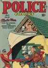Cover For Police Comics 92