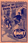 Cover For The Magnet 1640 The House of Dark Secrets!