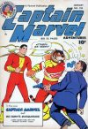 Cover For Captain Marvel Adventures 104