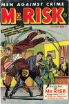 Cover For Mr Risk 7