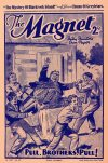 Cover For The Magnet 1627 The Mystery of Blackrock Island!